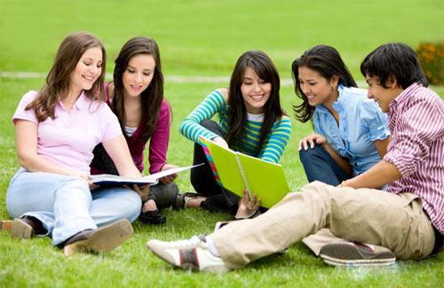 Học từ vựng cùng bạn bè