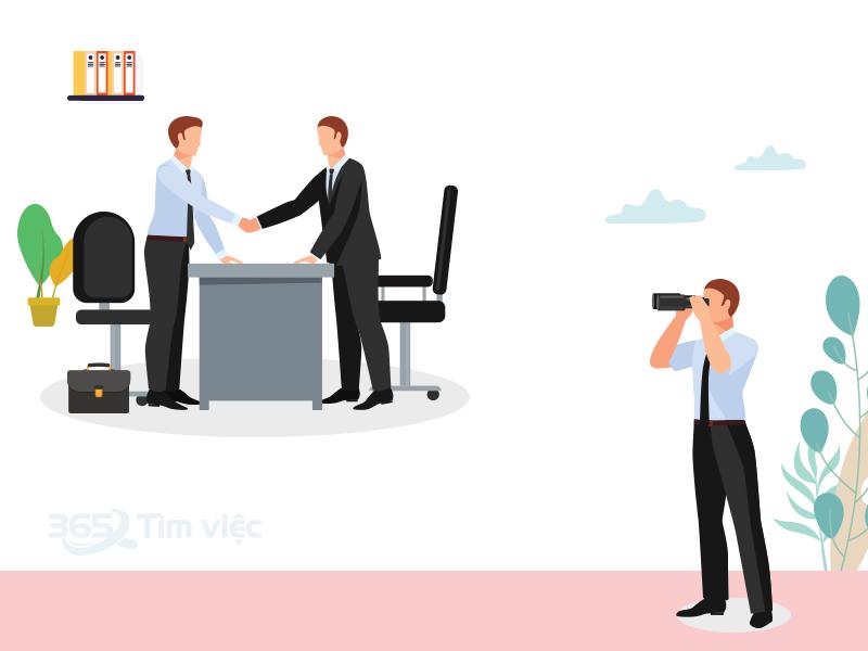 Từ vựng liên quan đến các chức vụ trong công ty