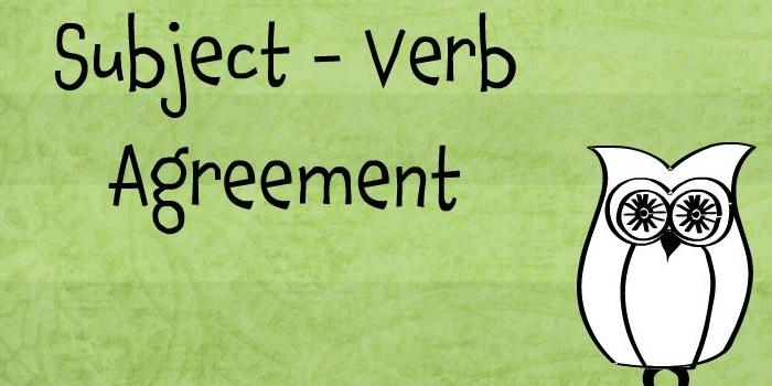 Sự hòa hợp giữa chủ ngữ và động từ cùng và 25 nguyên tắc chia động từ cực đỉnh!