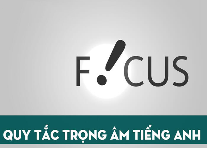 Trong am trong tieng Anh