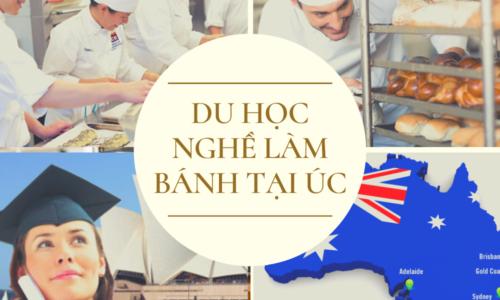 Du học nghề làm bánh tại Úc – Điều kiện và trường học 2021