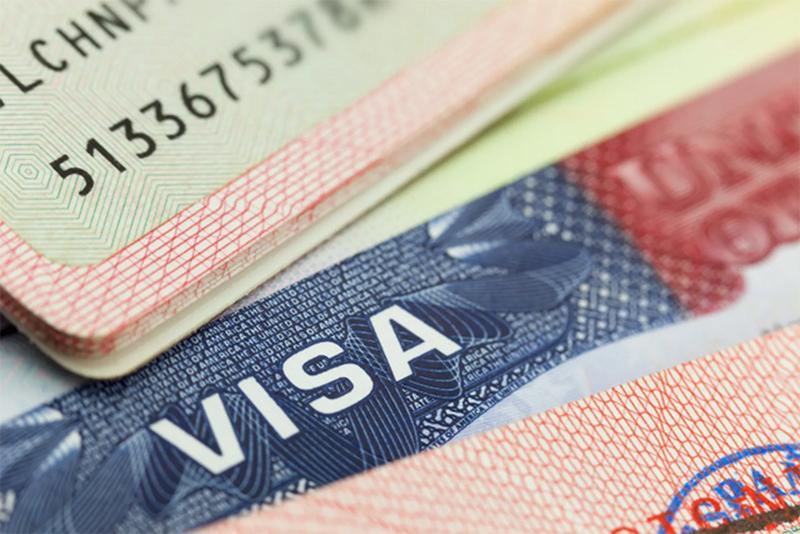 Địa chỉ nộp hồ sơ xin visa