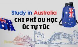 Chi phí du học Úc tự túc - Kinh nghiệm tiết kiệm chi phí
