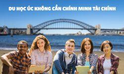 Du học Úc không cần chứng minh tài chính có phải là lời đồn?